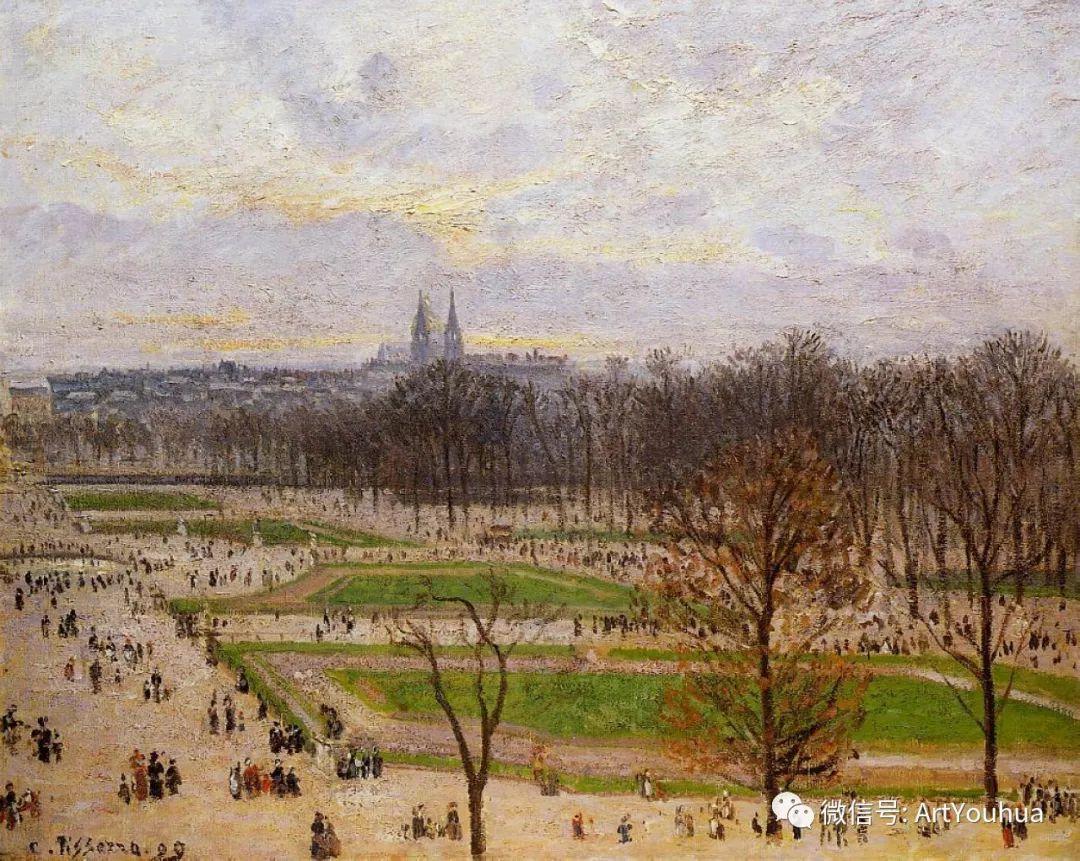 145图 法国印象派画家毕沙罗作品集一插图173