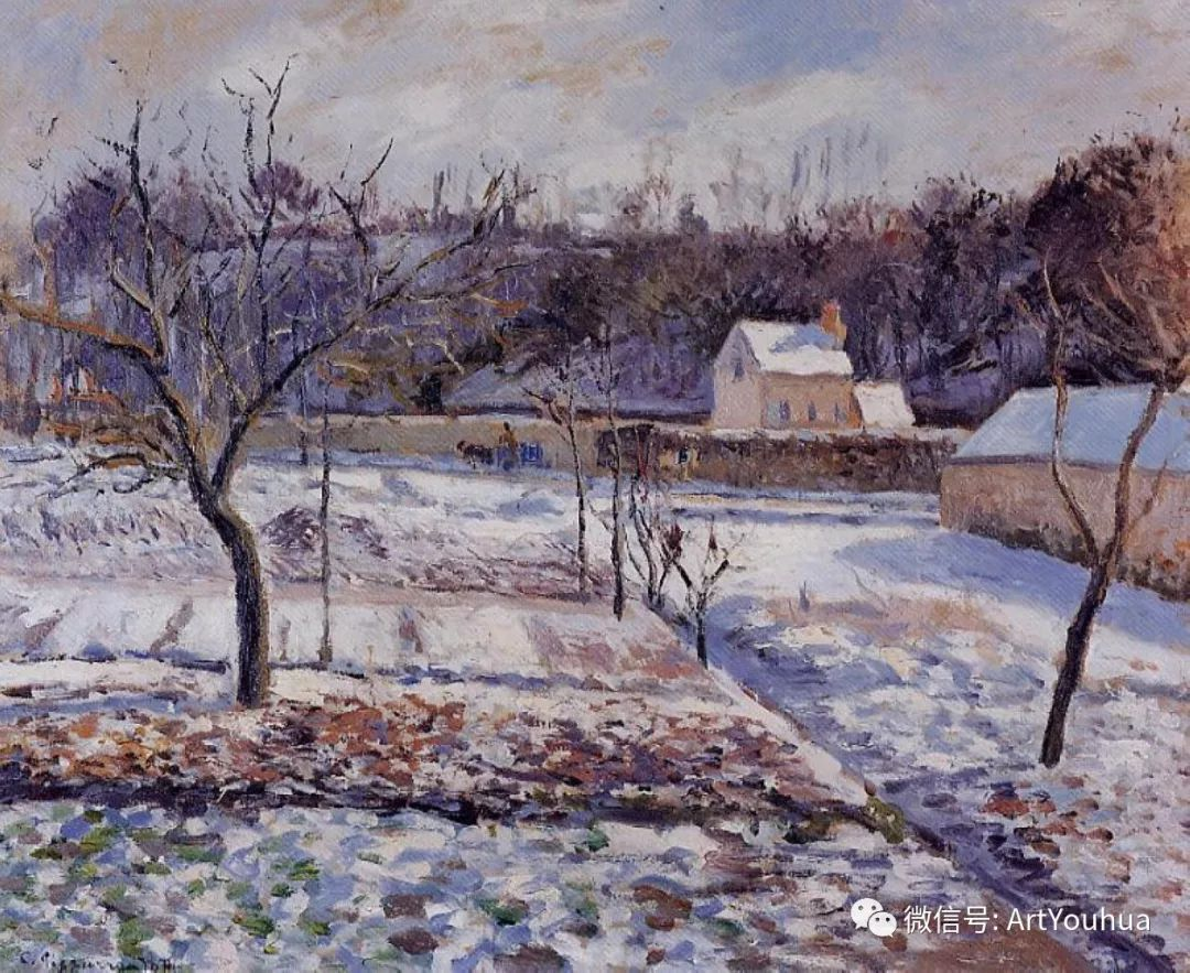 145图 法国印象派画家毕沙罗作品集一插图175