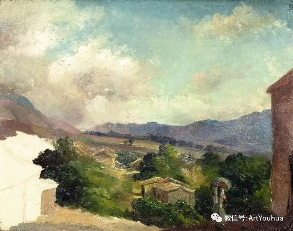 145图 法国印象派画家毕沙罗作品集一插图177