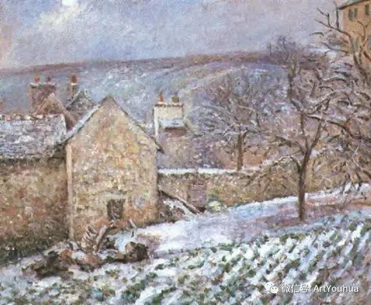 145图 法国印象派画家毕沙罗作品集一插图179