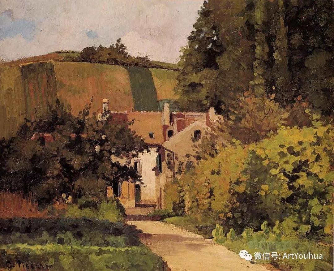 145图 法国印象派画家毕沙罗作品集一插图187