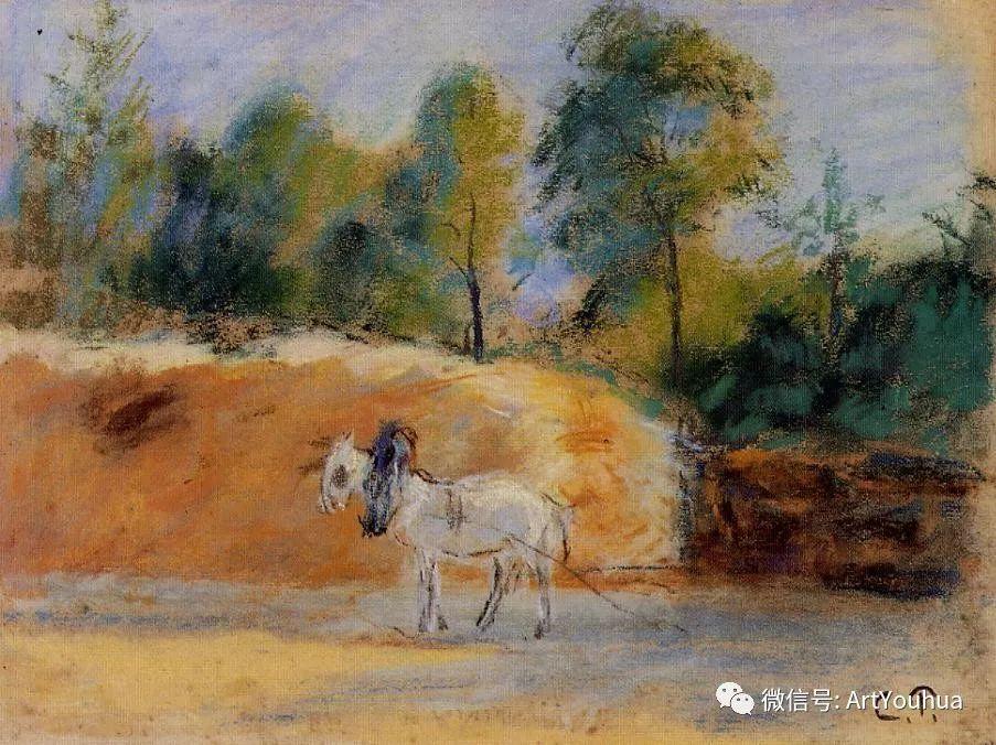 145图 法国印象派画家毕沙罗作品集一插图193