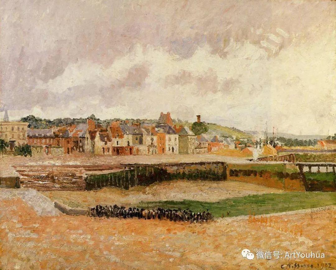 145图 法国印象派画家毕沙罗作品集一插图195