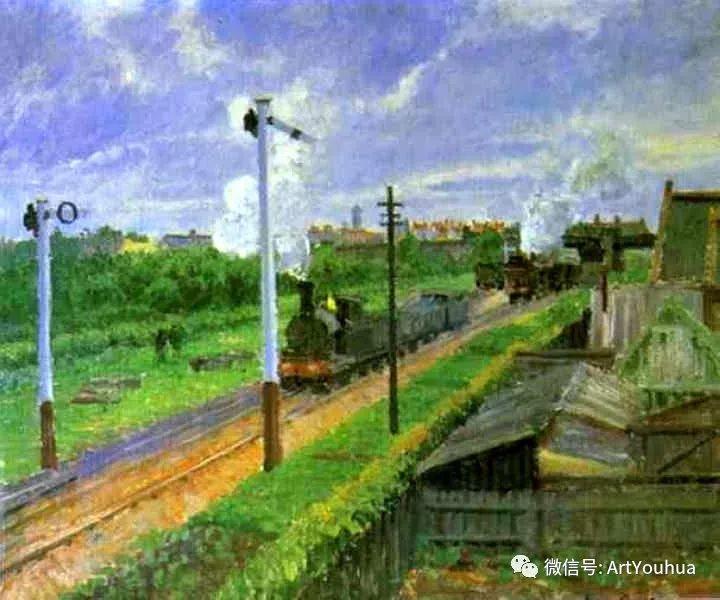 145图 法国印象派画家毕沙罗作品集一插图197