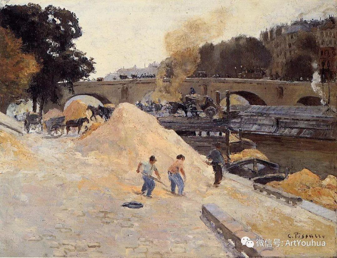 145图 法国印象派画家毕沙罗作品集一插图199