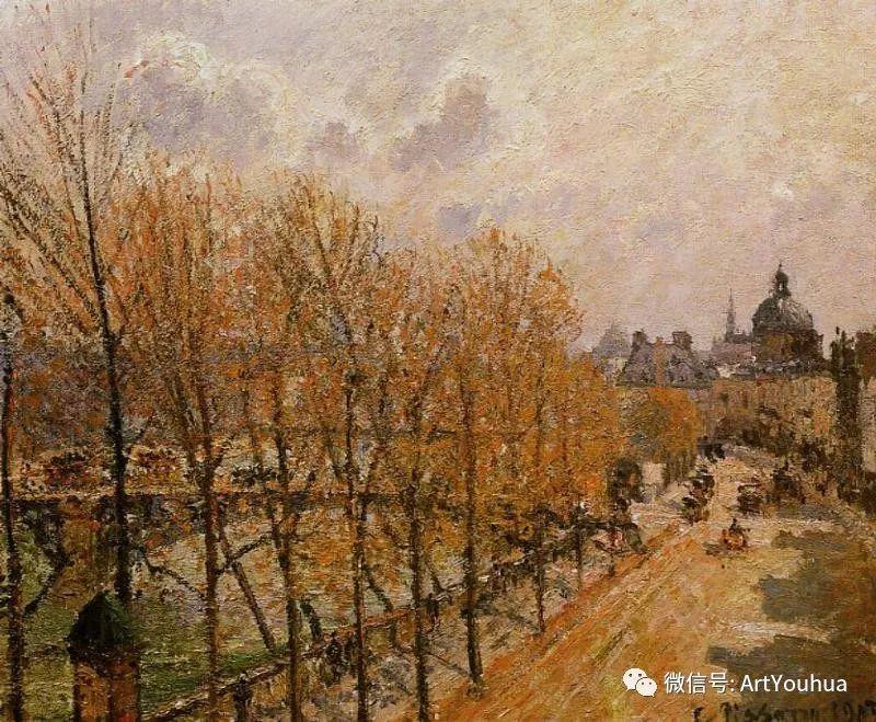 145图 法国印象派画家毕沙罗作品集一插图207
