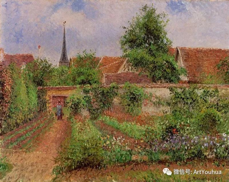 145图 法国印象派画家毕沙罗作品集一插图209