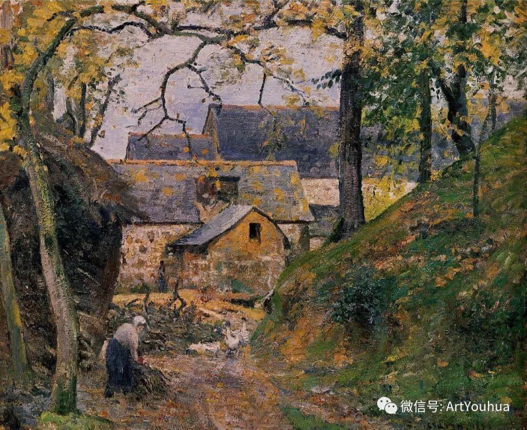 145图 法国印象派画家毕沙罗作品集一插图211