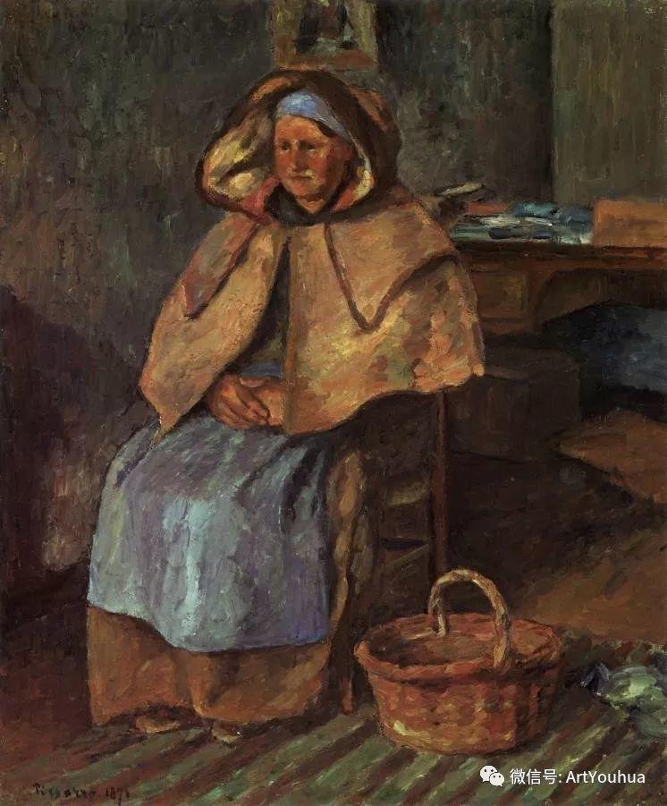 145图 法国印象派画家毕沙罗作品集一插图221