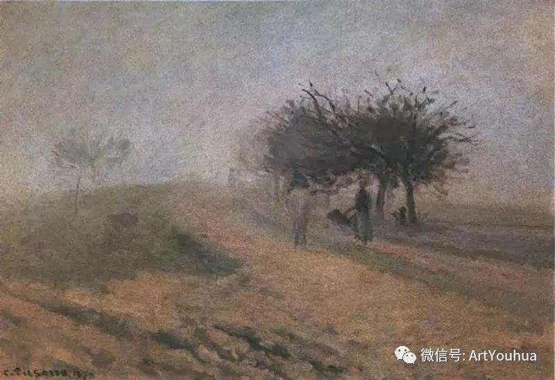 145图 法国印象派画家毕沙罗作品集一插图223