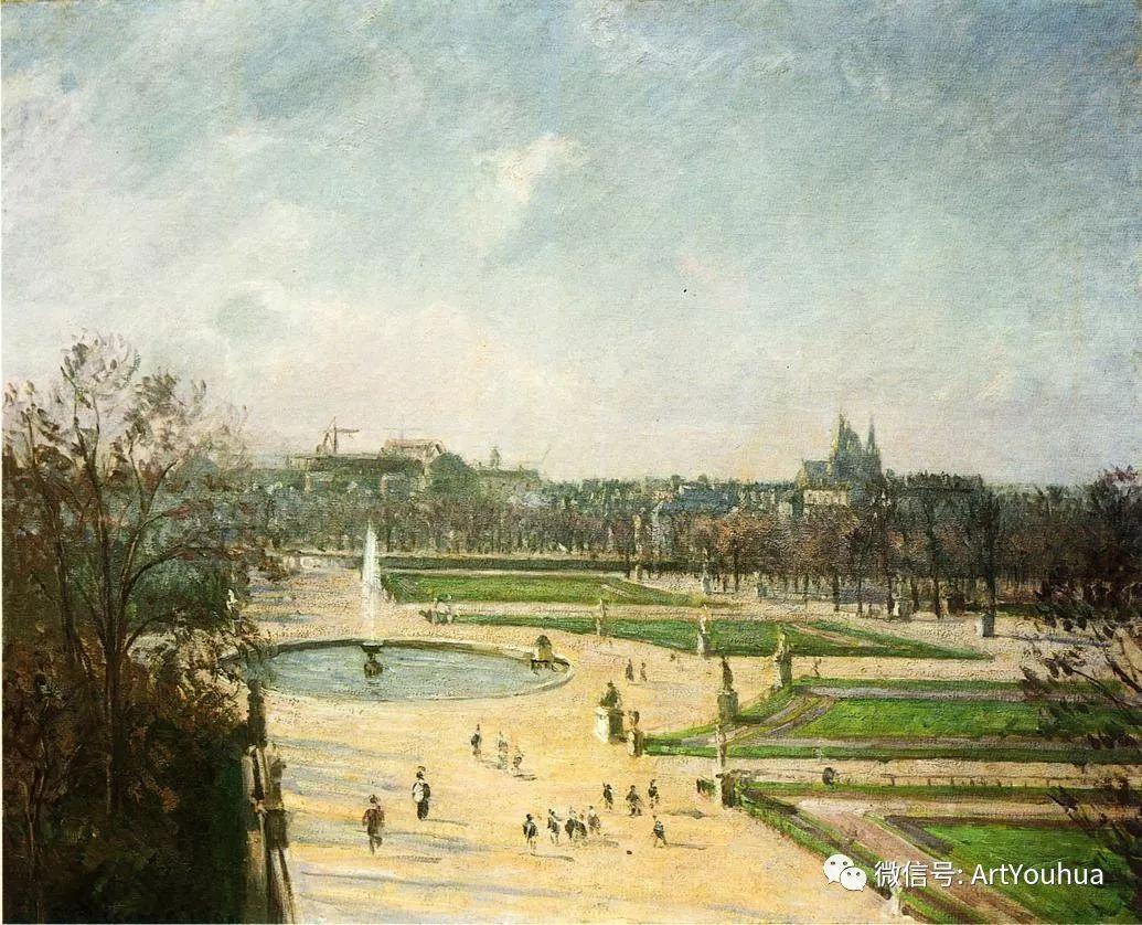 145图 法国印象派画家毕沙罗作品集一插图229