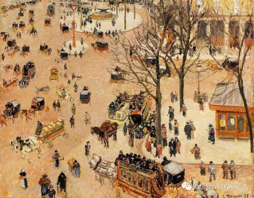 145图 法国印象派画家毕沙罗作品集一插图231