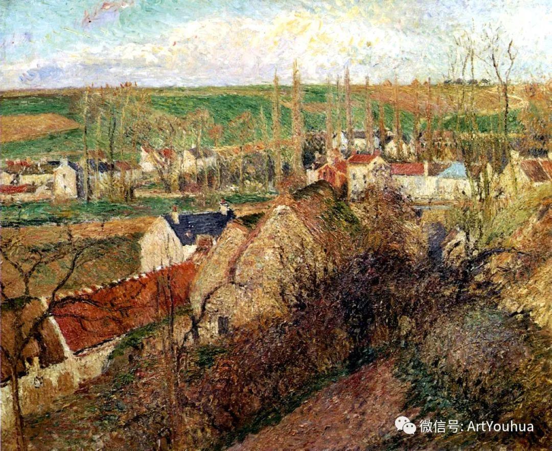 145图 法国印象派画家毕沙罗作品集一插图233