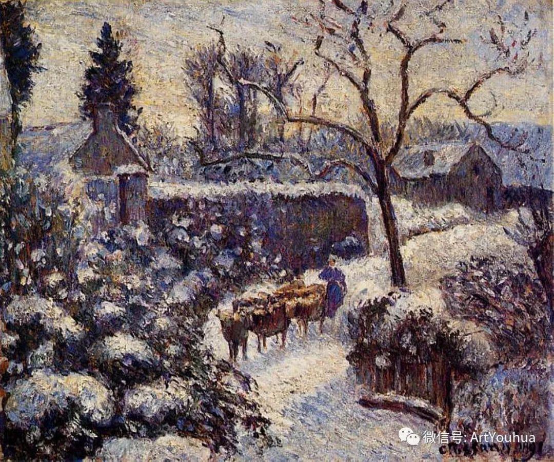 145图 法国印象派画家毕沙罗作品集一插图239