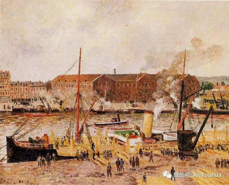 145图 法国印象派画家毕沙罗作品集一插图245