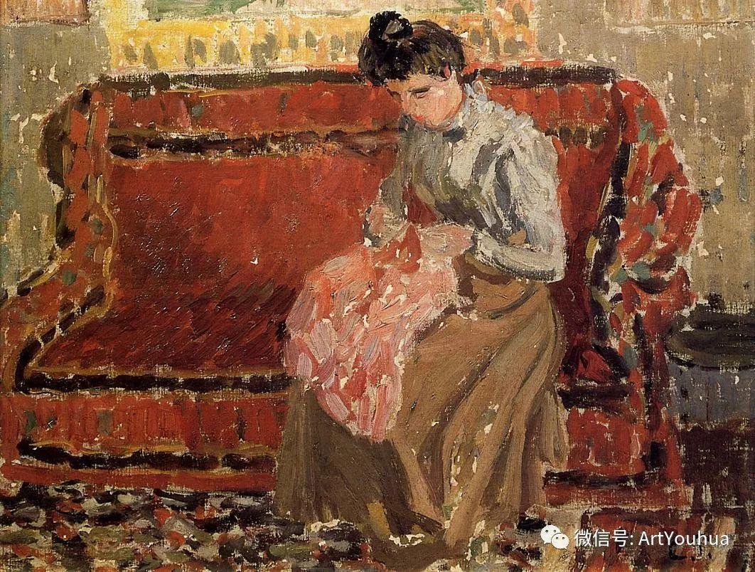 145图 法国印象派画家毕沙罗作品集一插图249