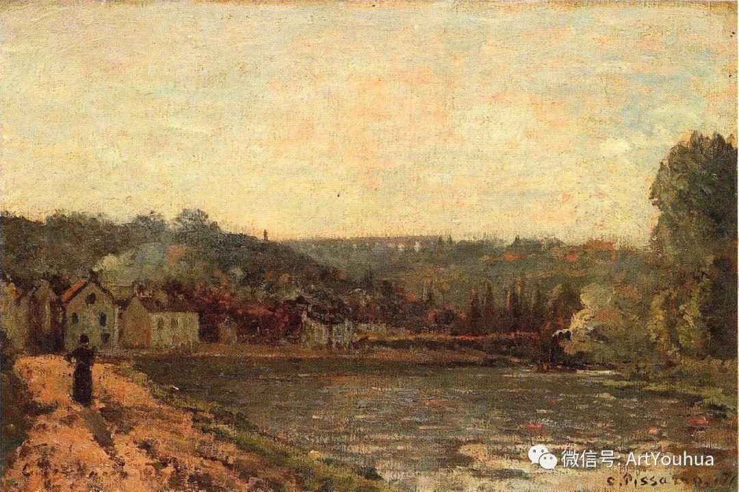 145图 法国印象派画家毕沙罗作品集一插图257