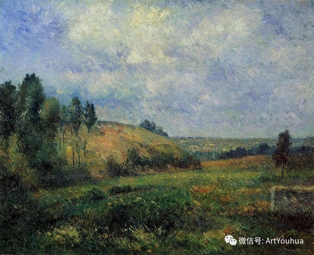 145图 法国印象派画家毕沙罗作品集一插图259