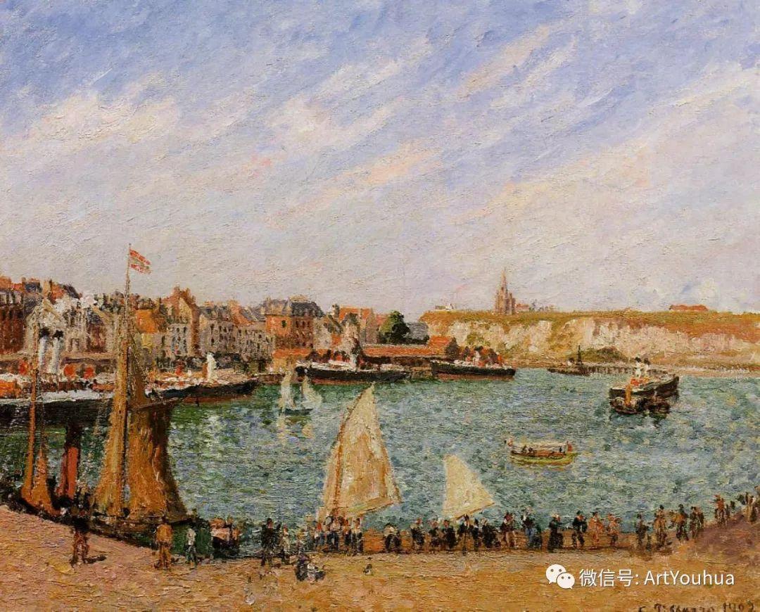 145图 法国印象派画家毕沙罗作品集一插图261
