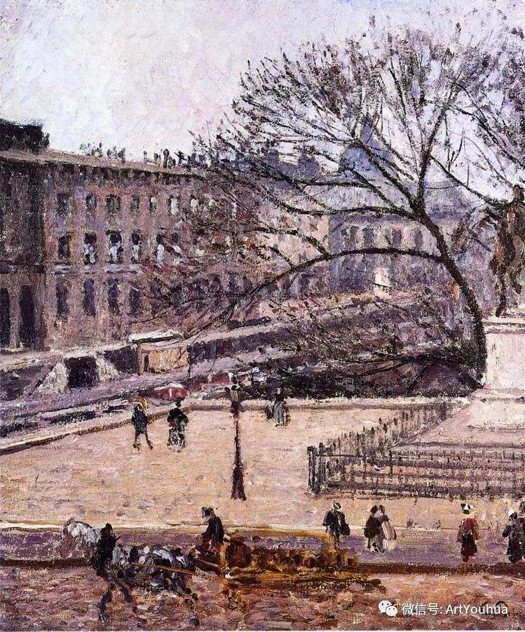145图 法国印象派画家毕沙罗作品集一插图263