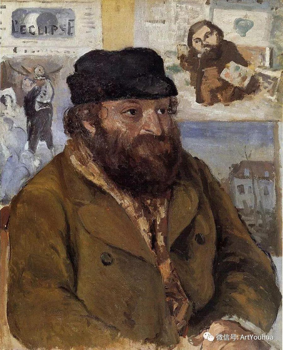 145图 法国印象派画家毕沙罗作品集一插图269