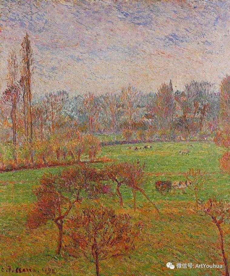 145图 法国印象派画家毕沙罗作品集一插图271