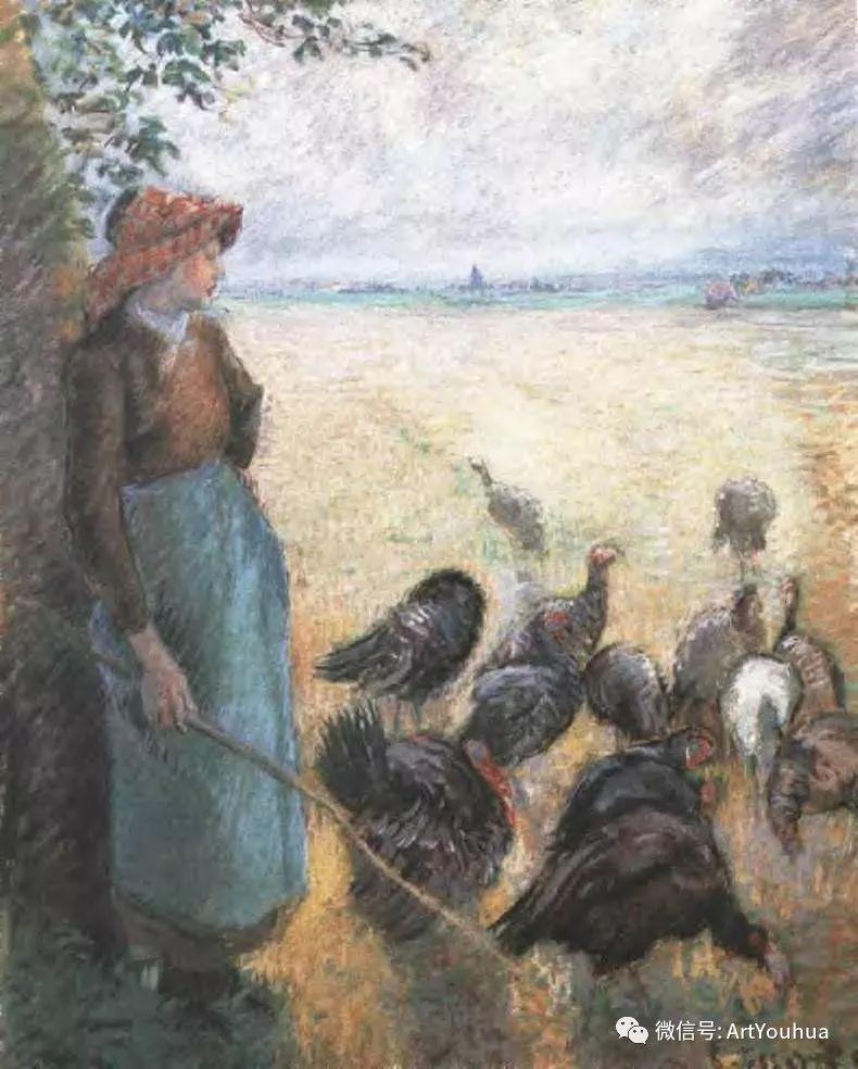 145图 法国印象派画家毕沙罗作品集一插图273