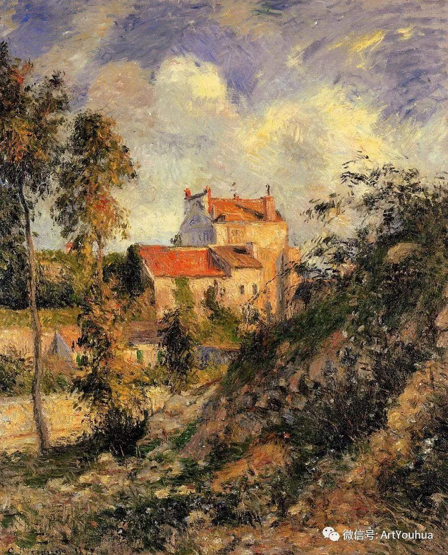 145图 法国印象派画家毕沙罗作品集一插图279