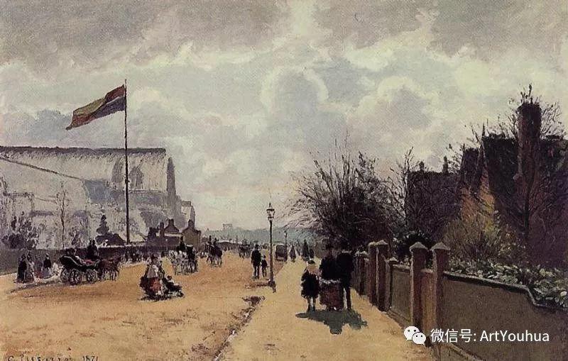 145图 法国印象派画家毕沙罗作品集一插图281