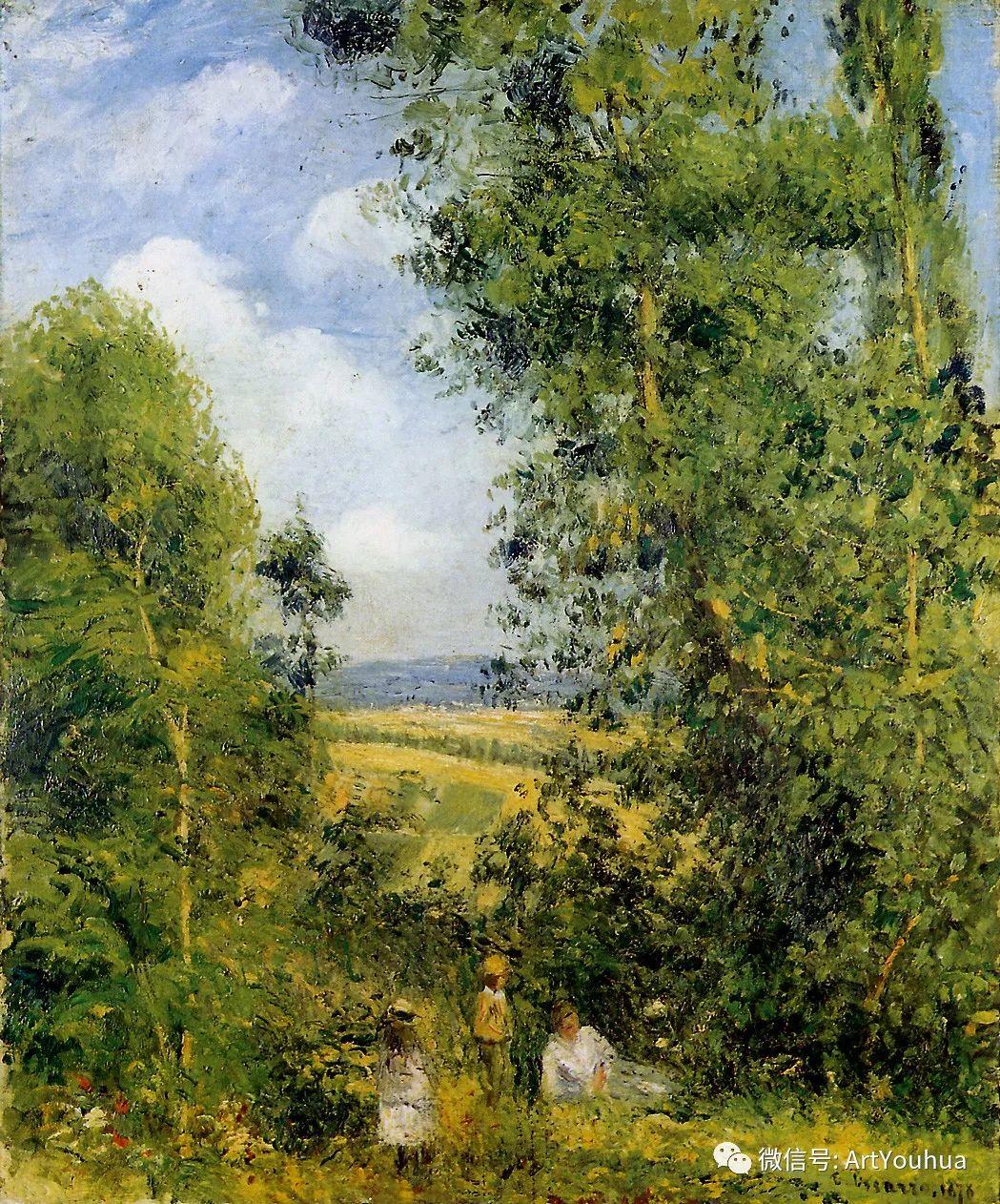 145图 法国印象派画家毕沙罗作品集一插图283