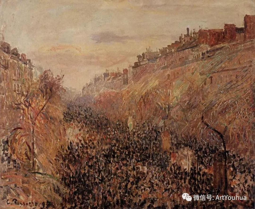 145图 法国印象派画家毕沙罗作品集一插图285