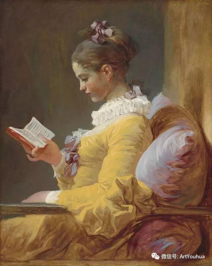 法国肖像艺术真正先驱者弗拉戈纳尔(1732-1806)插图2