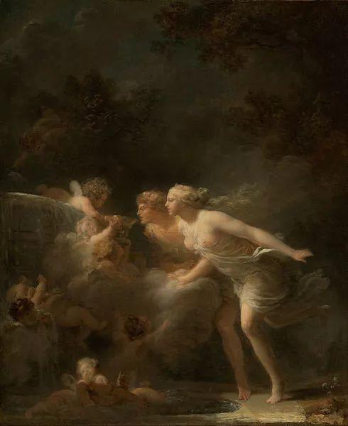 法国肖像艺术真正先驱者弗拉戈纳尔(1732-1806)插图5