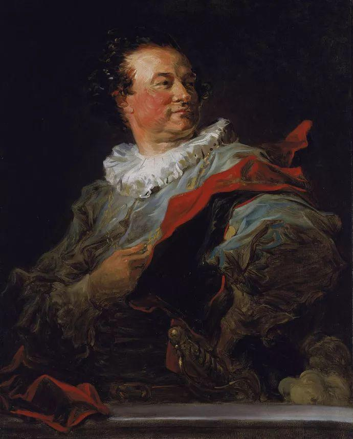 法国肖像艺术真正先驱者弗拉戈纳尔(1732-1806)插图8