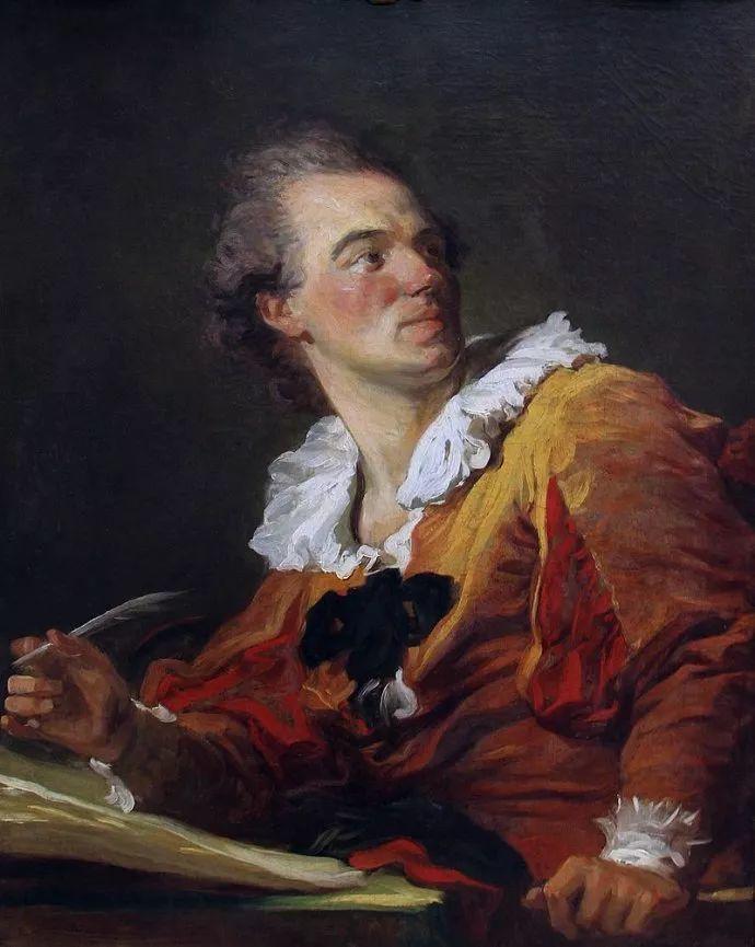 法国肖像艺术真正先驱者弗拉戈纳尔(1732-1806)插图12