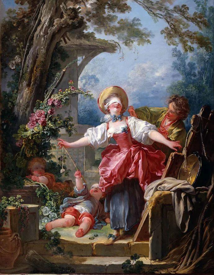 法国肖像艺术真正先驱者弗拉戈纳尔(1732-1806)插图14