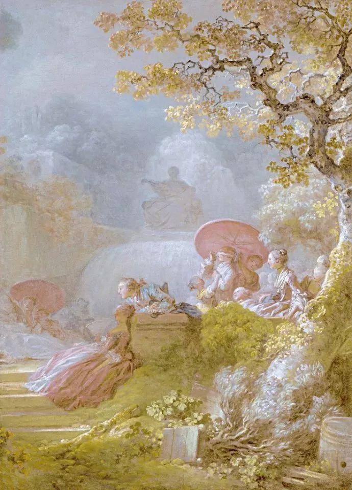 法国肖像艺术真正先驱者弗拉戈纳尔(1732-1806)插图15