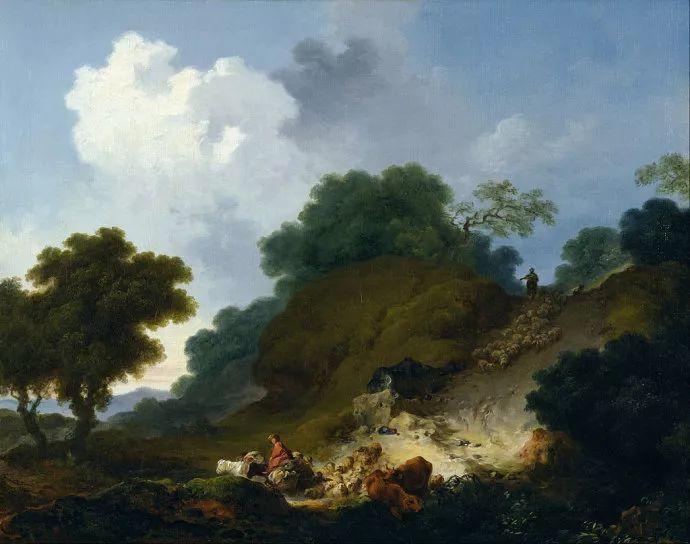 法国肖像艺术真正先驱者弗拉戈纳尔(1732-1806)插图18