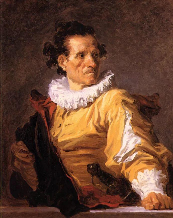 法国肖像艺术真正先驱者弗拉戈纳尔(1732-1806)插图19