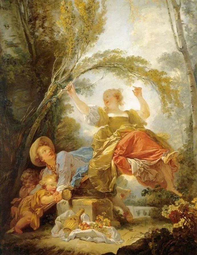 法国肖像艺术真正先驱者弗拉戈纳尔(1732-1806)插图21