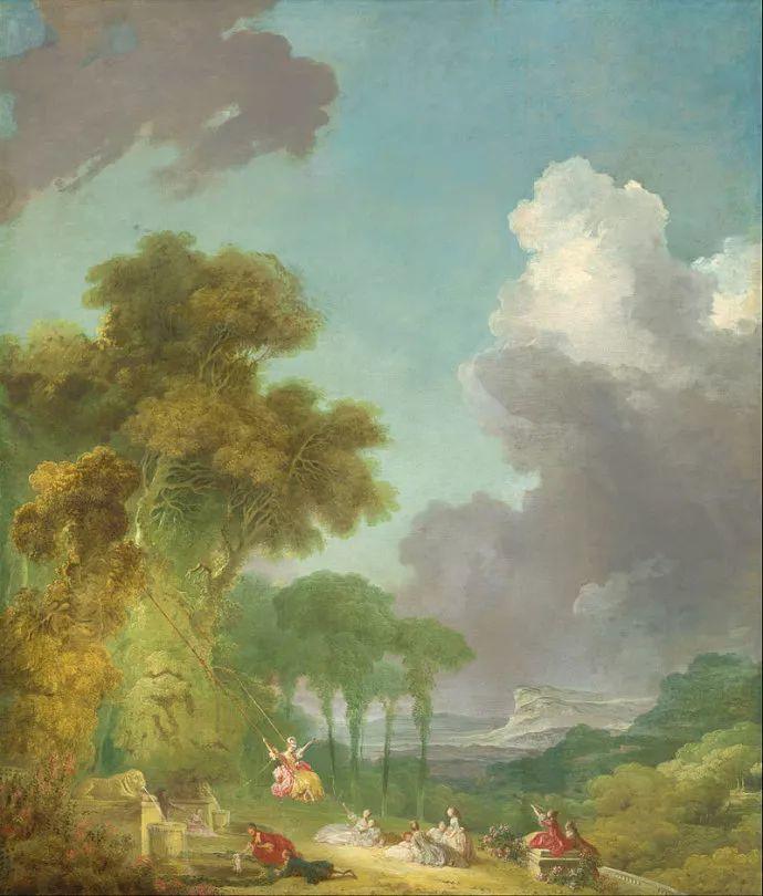 法国肖像艺术真正先驱者弗拉戈纳尔(1732-1806)插图23