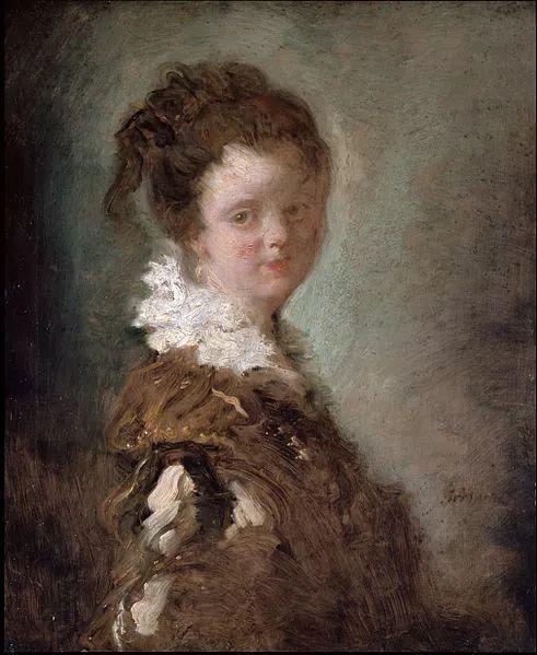 法国肖像艺术真正先驱者弗拉戈纳尔(1732-1806)插图24