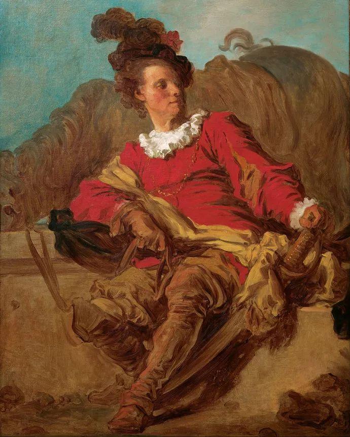 法国肖像艺术真正先驱者弗拉戈纳尔(1732-1806)插图25