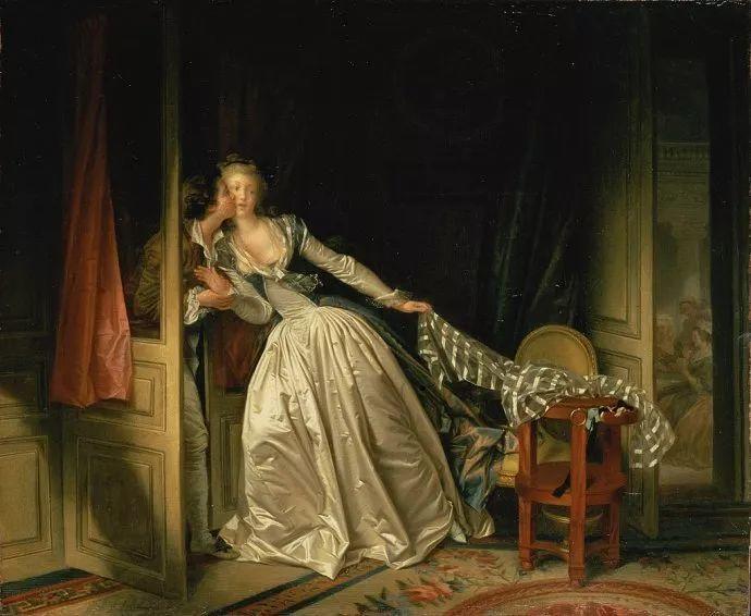 法国肖像艺术真正先驱者弗拉戈纳尔(1732-1806)插图26
