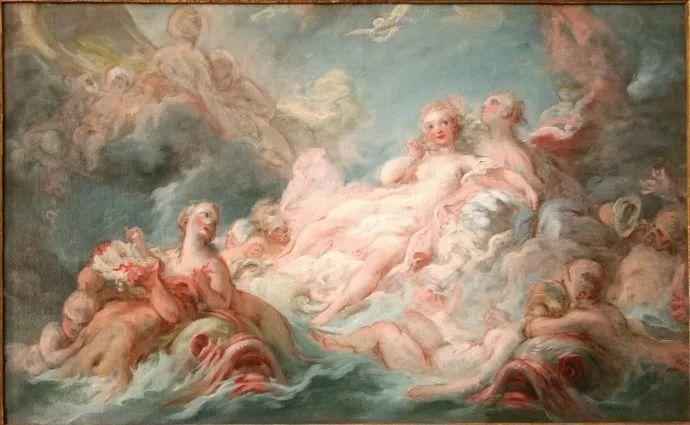 法国肖像艺术真正先驱者弗拉戈纳尔(1732-1806)插图27