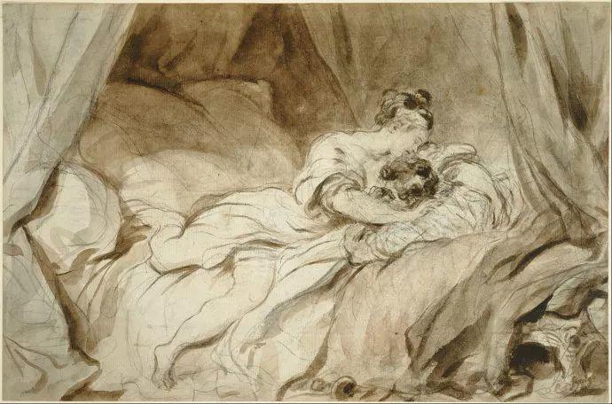 法国肖像艺术真正先驱者弗拉戈纳尔(1732-1806)插图28