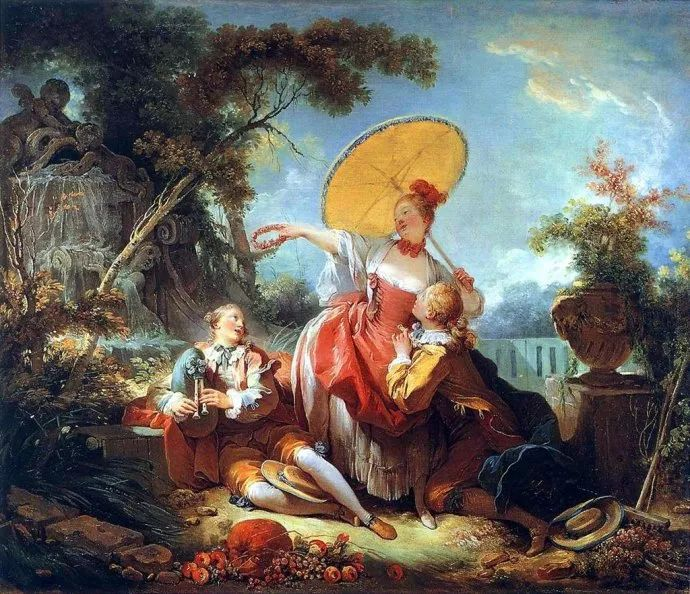 法国肖像艺术真正先驱者弗拉戈纳尔(1732-1806)插图30