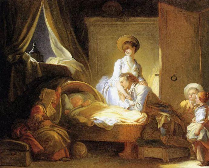 法国肖像艺术真正先驱者弗拉戈纳尔(1732-1806)插图31
