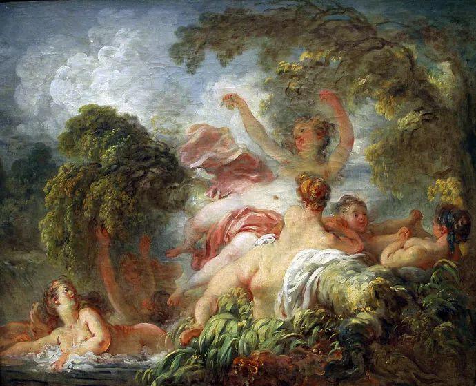 法国肖像艺术真正先驱者弗拉戈纳尔(1732-1806)插图32