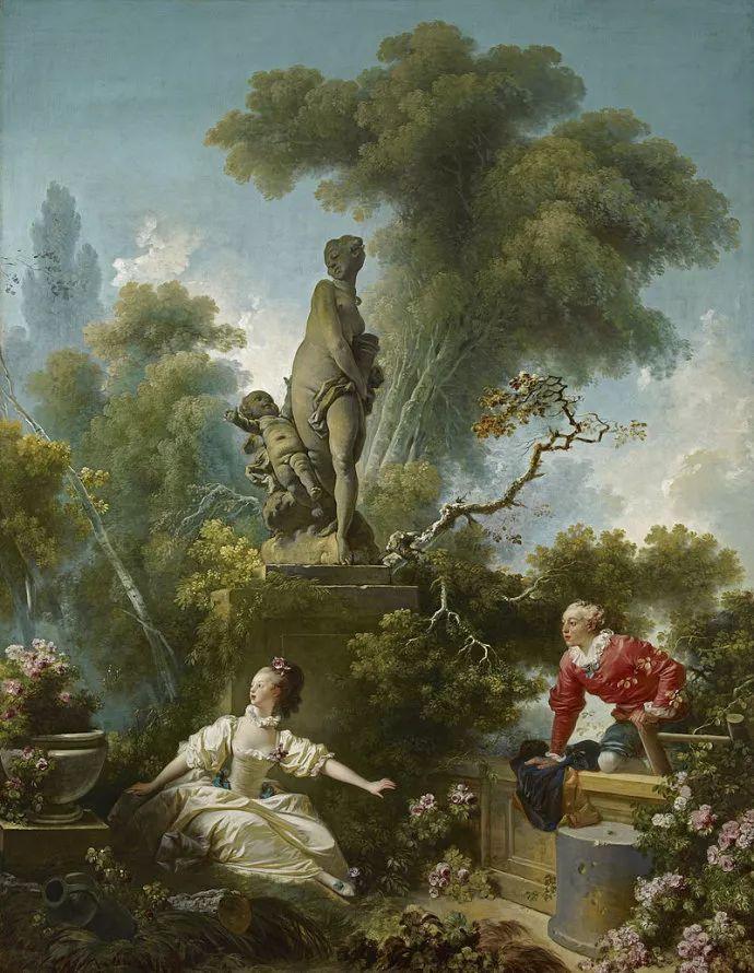 法国肖像艺术真正先驱者弗拉戈纳尔(1732-1806)插图33
